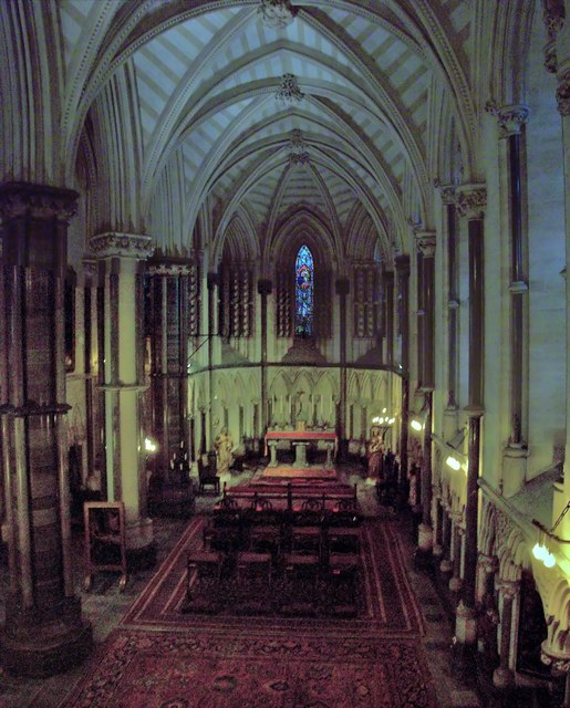 The Chapel at Arundel Castles