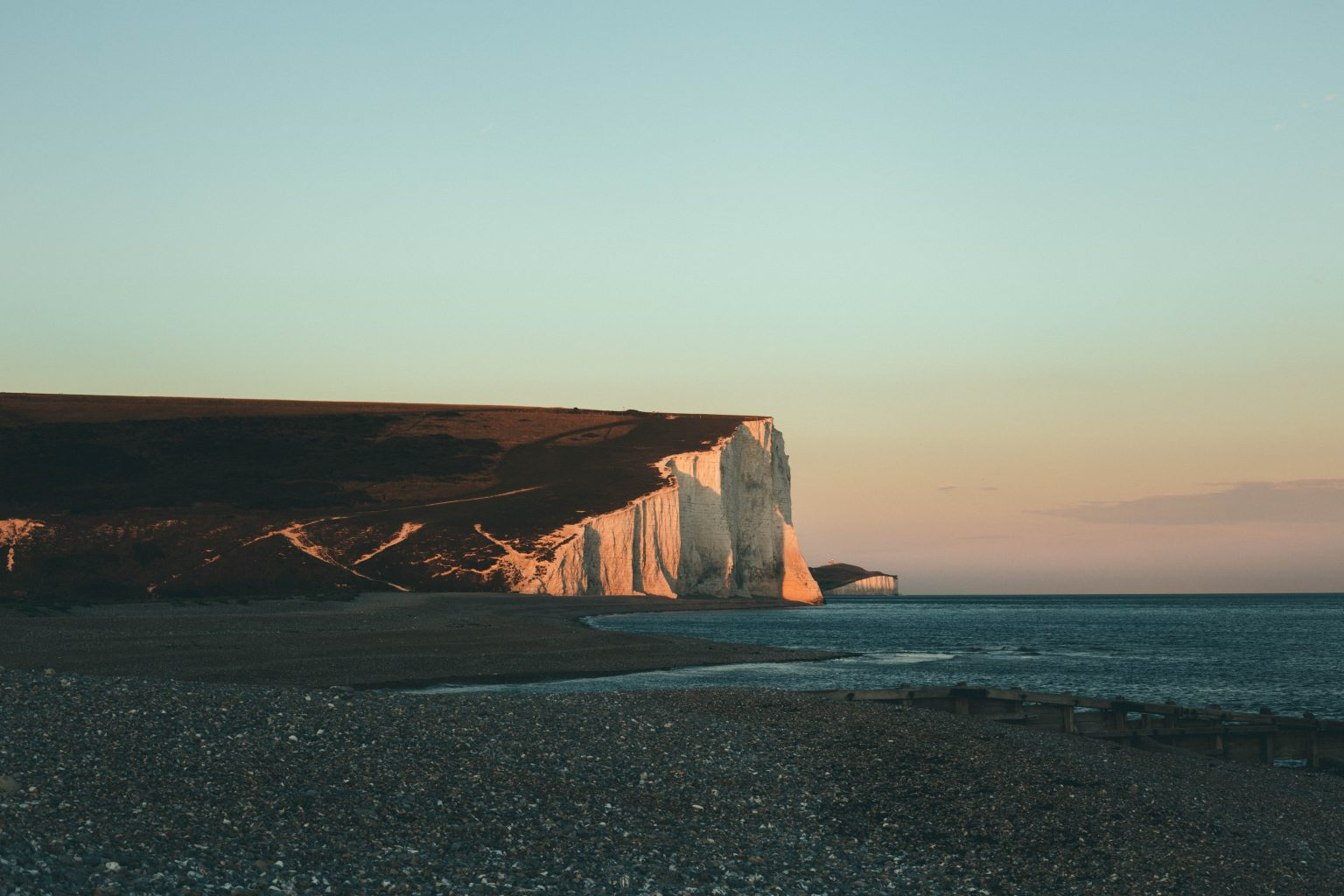 Seven Sisters. South Downs National Park