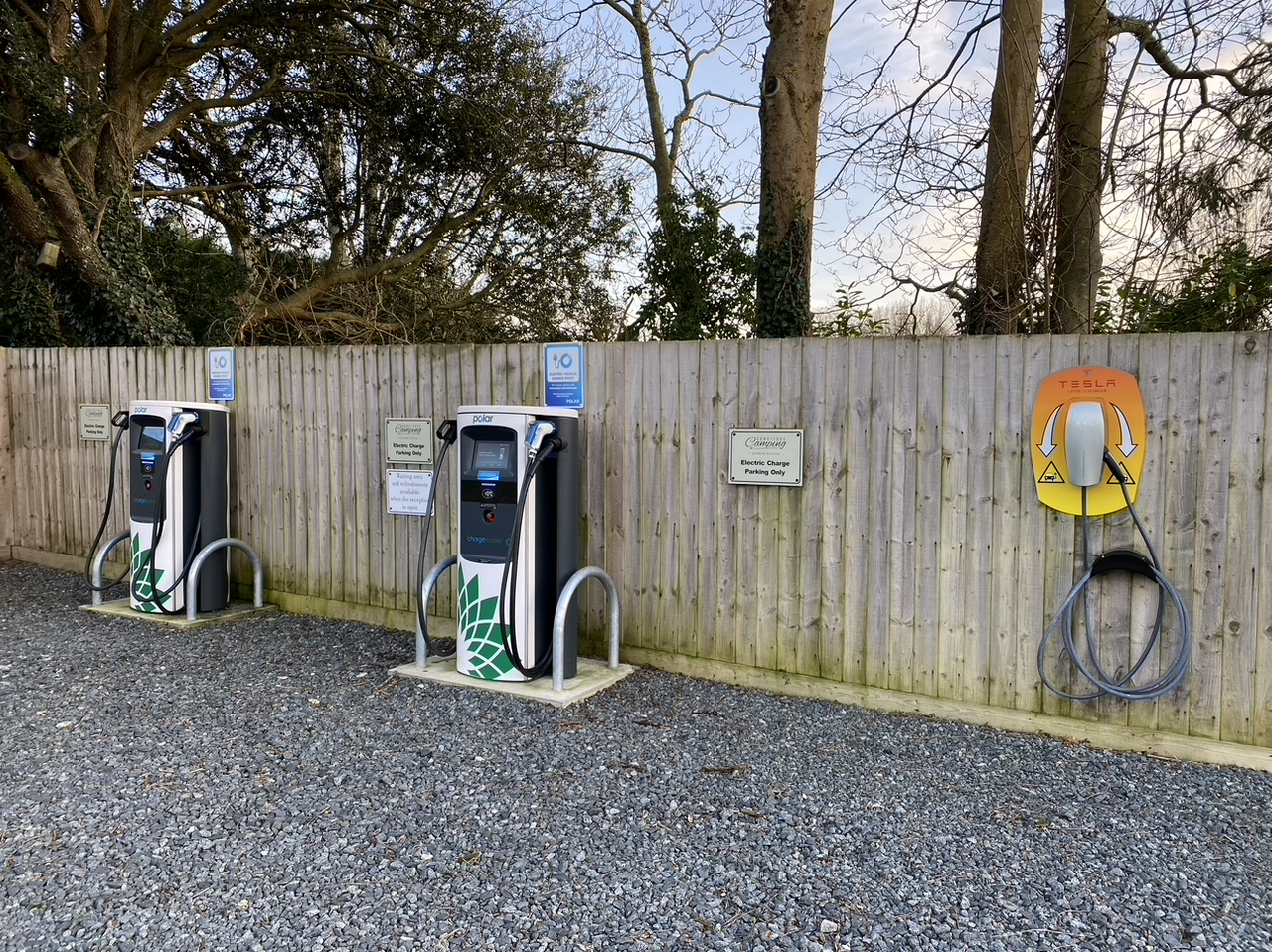 Electric vehicle charging Chichester.