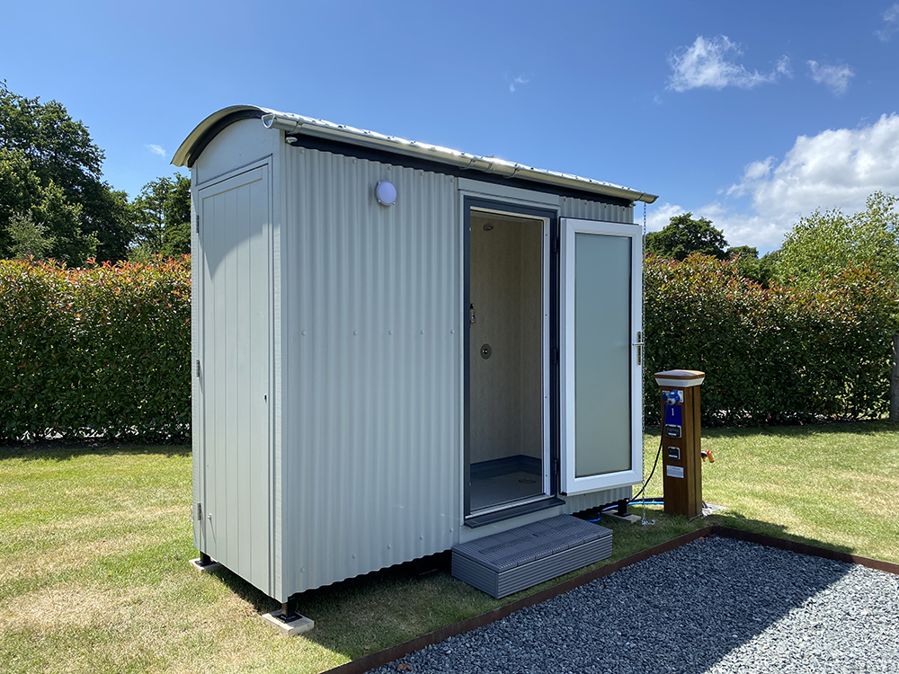 en-suite pitch pods