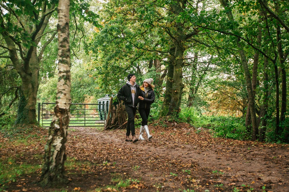 autumn holiday walks