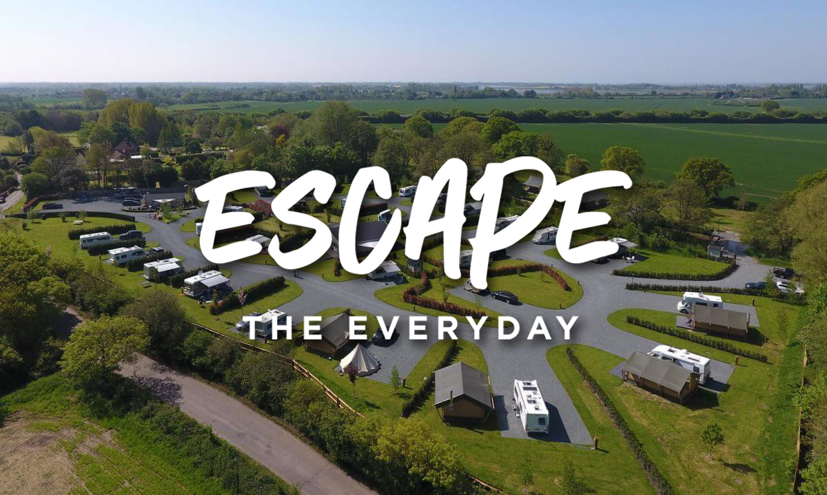 escape the everyday at concierge camping