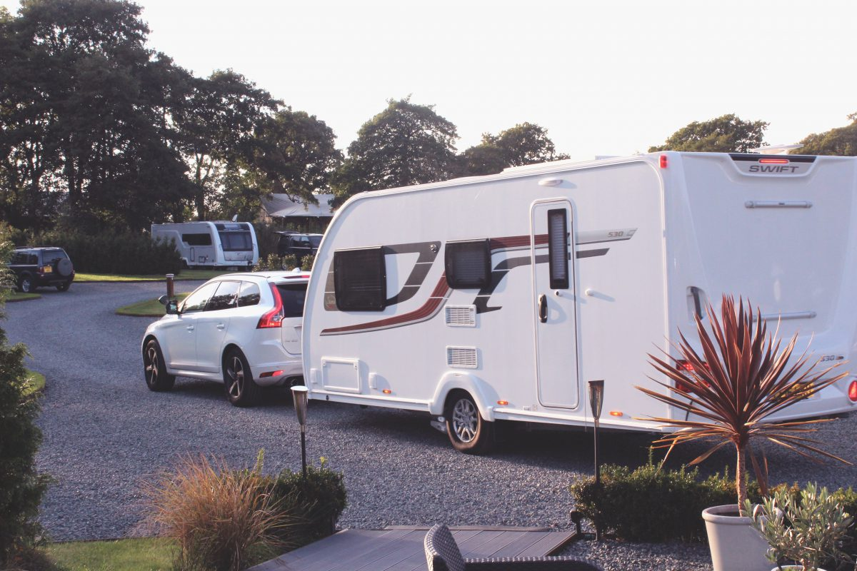summer staycation at concierge camping