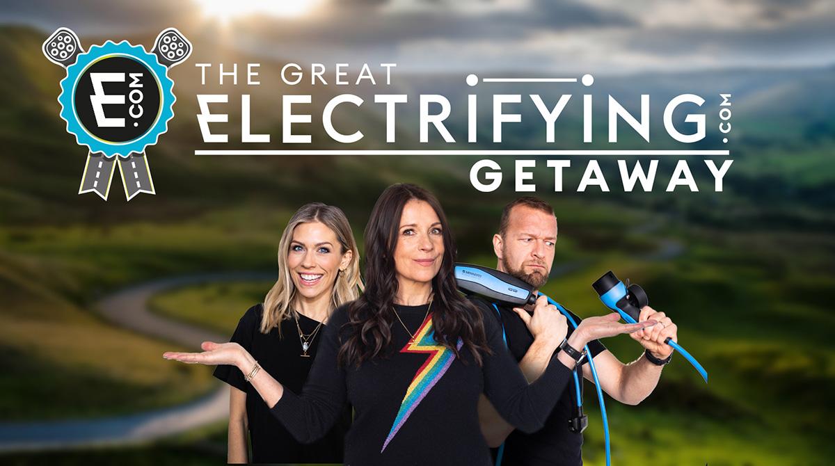 great electrifying getaway awards